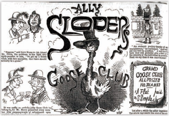 アリー・スローパー(Judy誌)