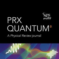 PRX Quantum イメージ画像