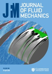 Journal of Fluid Mechanicsの表紙画像