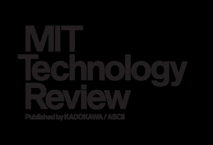 MITテクノロジーレビュー日本版のロゴ