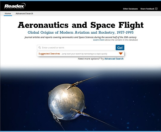 Aeronautics and Space Flight