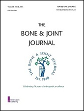 The Bone & Joint Journalの表紙イメージ
