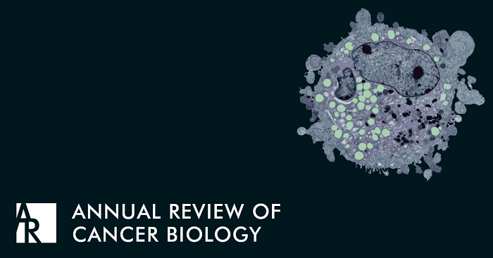 Annual Review of Cancer Biology
