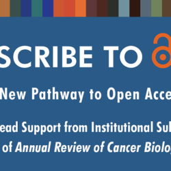 Annual Review of Cancer Biology オープンアクセス
