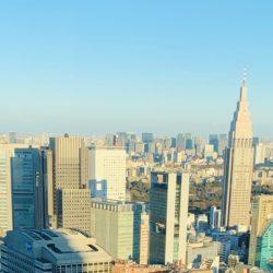 東京の風景写真