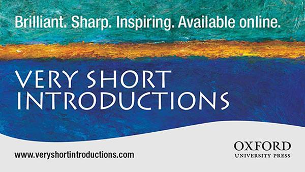 Very Short Introductions Online (VSIs), オックスフォードの定番入門書・一冊で分かるシリーズ