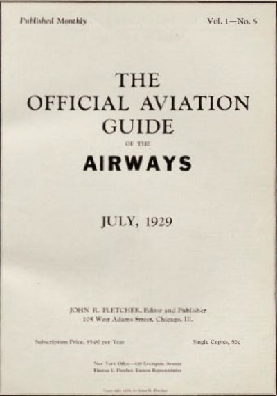 Official Guide of the Airways