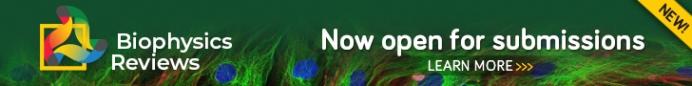 Bipphysics Reviews, AIP Publishing, 生物物理学
