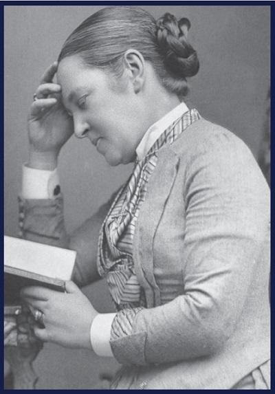 Garrett Anderson circa 1889