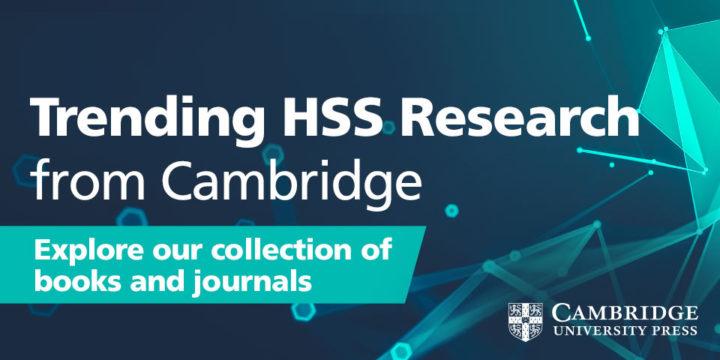 Cambridge University Press HSSフリーアクセス