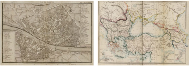 British Library: 19th Century European Sheet Maps