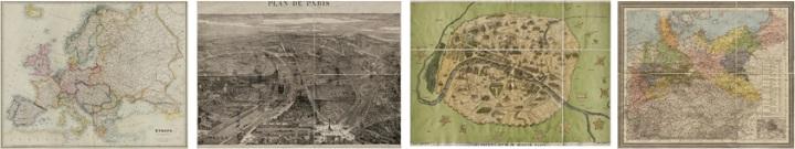 British Library: 19th Century European Sheet Maps