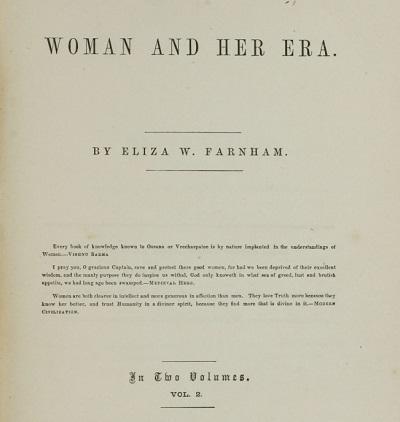 女性とその時代