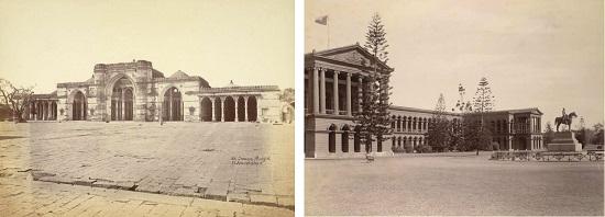 ジャマ・マスジッド(アーメダバード)、バンガロール市庁舎