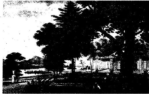 風景式庭園術の理論と実践