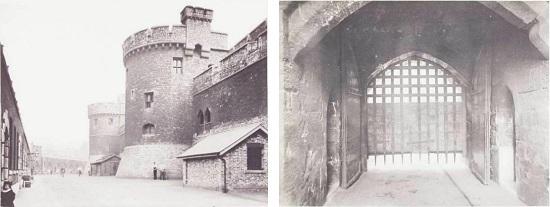 19世紀末のロンドン塔