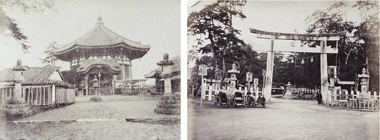 興福寺南院、北野天神