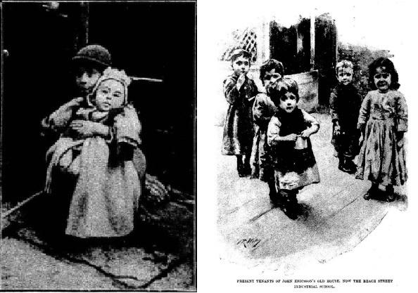 ジェイコブ・リースが撮影した世紀転換期ニューヨークの貧民