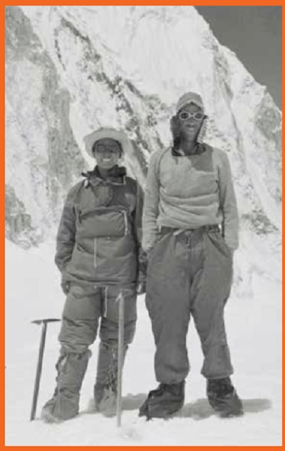 Portrait of Hillary and Tenzing