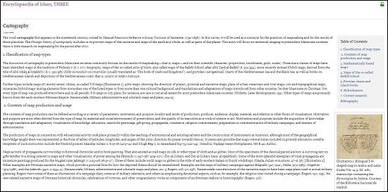 Encyclopaedia of Islam Online1