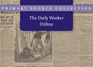 The Daily Worker Online