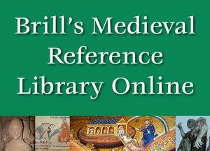 Brill's Medieval Reference Library Online