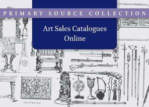 Art Sales Catalogues Online