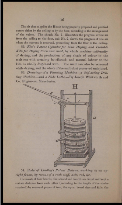 Catalogue of the Philosophical Instruments Models of Inventions, Products of National Industry, &c. &c. Contained in the First Exhibition of the