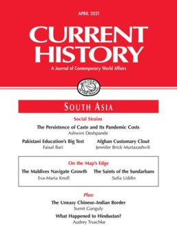 University of California Press発行のCurrent History