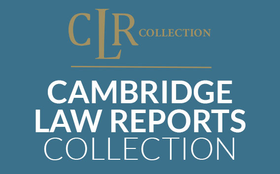 Cambridge Law Reports Collection