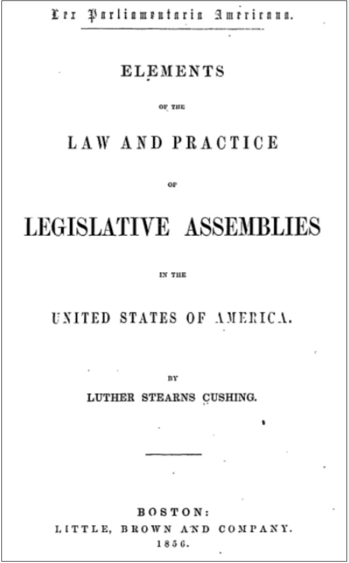 アメリカ-議会法