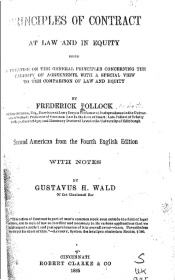 イギリス-契約法