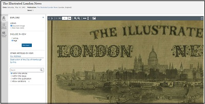 Illustrated London News Display