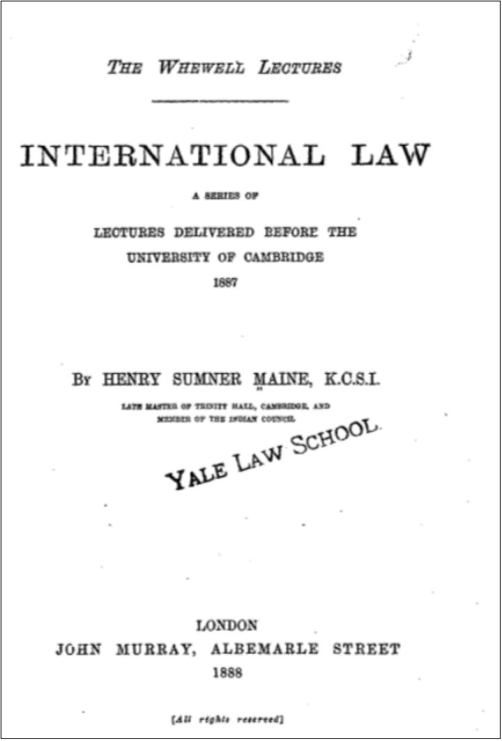 イギリス-国際法
