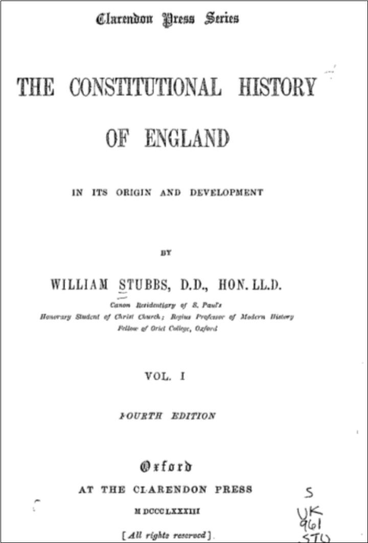 イギリス-憲法