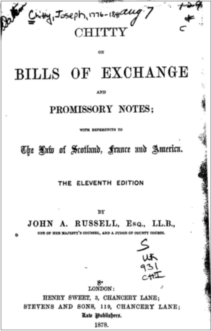 イギリス-商事法