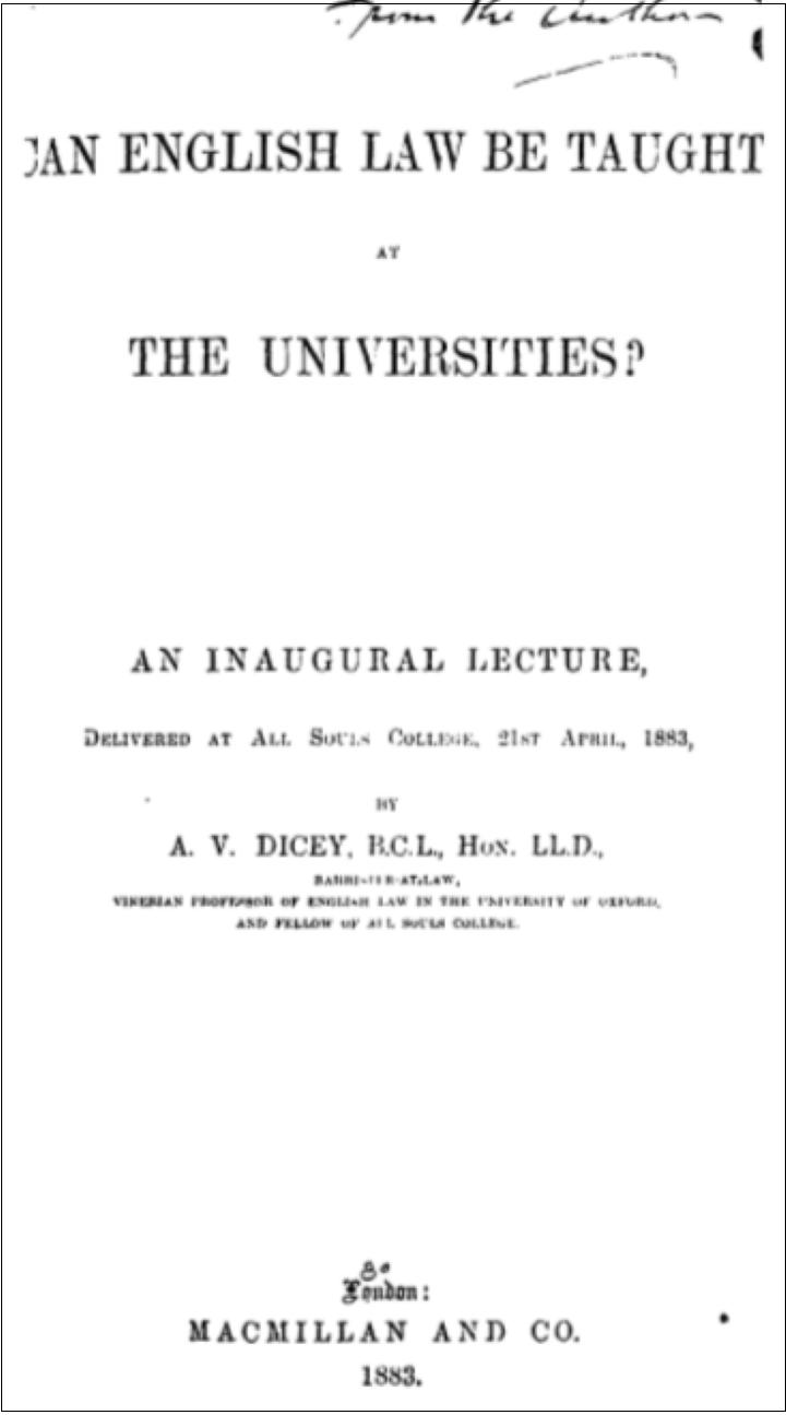 イギリス-法学教育