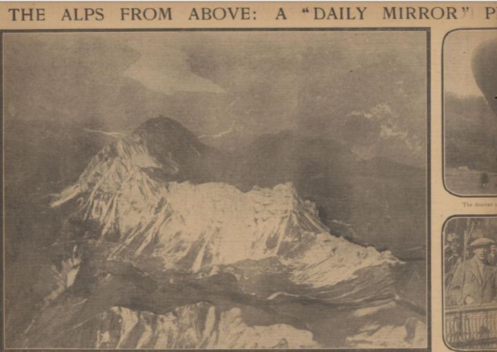 1904 写真を多用した新聞に編集方針を軌道修正2