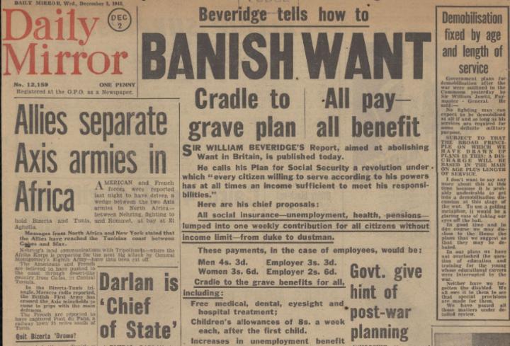 1942 ビバレッジ報告2